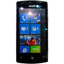 Buy Now LCD with Touch Screen for Acer Allegro W4 M310 - Black Display Glass Combo Folder