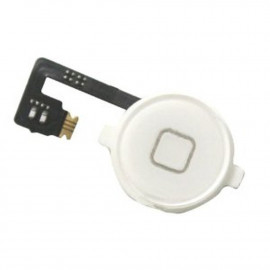 Buy Now Home button key for Apple iPhone 4 White