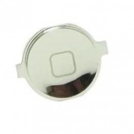 Buy Now Home Button For Apple iPhone 4S Silver