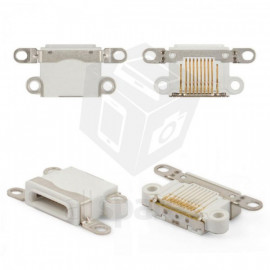 Buy Now Charging Connector For Apple iPhone 5s - White