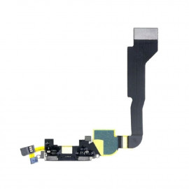 Buy Now Charging Connector For Apple iPhone 4 - Black
