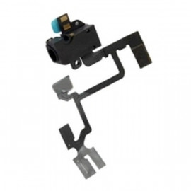 Buy Now Audio Jack Flex Cable For Apple iPhone 4 - Black