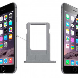 Buy Now SIM Card Holder Tray for Apple iPhone 6 - Grey