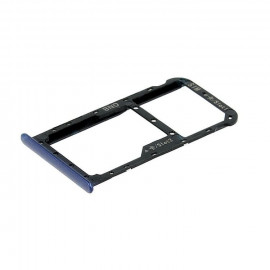 Buy Now SIM Card Holder Tray for Honor 7X - Blue