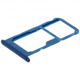 Buy Now SIM Card Holder Tray for Honor 9 Lite - Blue