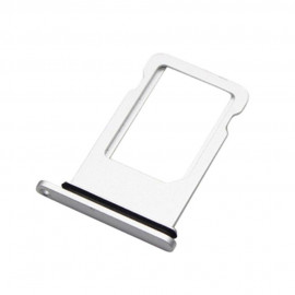 Buy Now SIM Card Holder Tray for Apple iPhone X - White