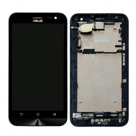 Asus Zenfone 2 Laser ZE500KL Display and Touch Screen Combo With Frame - Black