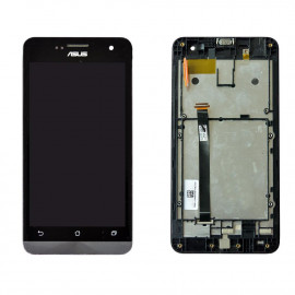 Asus Zenfone 5 T00J LCD Display and Touch Screen With Frame - Black