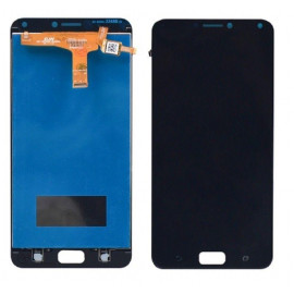 Asus Zenfone 4 Max Zc554Kl Lcd Screen With Digitizer White
