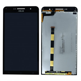 Asus Zenfone 6 Lcd Screen With Touch Pad Digitizer Black