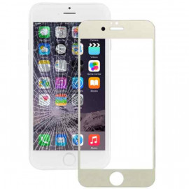 Buy Now Front Glass for Apple iPhone 6 - Gold