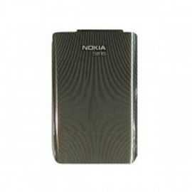 Buy Now Back Cover For Nokia E72 - Silver