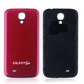Buy Now Back Cover For Samsung I9500 Galaxy S4 - Red