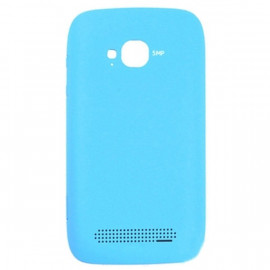 Buy Now Back Cover For Nokia Lumia 710 - Blue