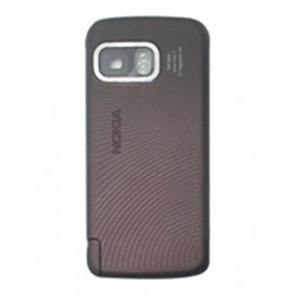 Buy Now Back Cover For Nokia 5800 XpressMusic - Brown