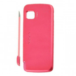 Buy Now Back Cover For Nokia 5230 Nuron - Pink