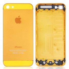Buy Now Back Cover For Apple iPhone 5 - Gold