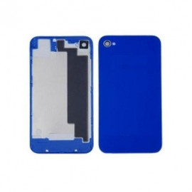 Buy Now Back Cover For Apple iPhone 4s - Dark Blue