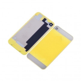 Buy Now Back Cover For Apple iPhone 4s - Yellow